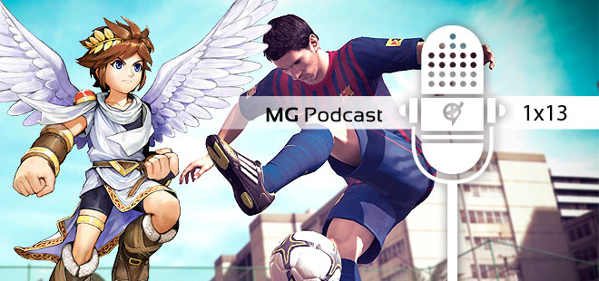 MundoGamers Podcast - 1x13