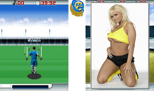 Sexy Soccer imagen 2