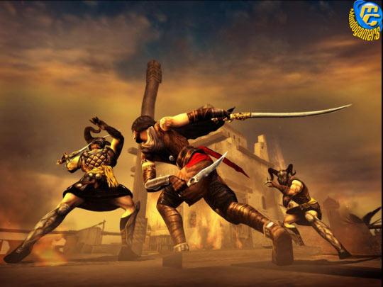 Prince Of Persia 3 Los Dos Tronos (Pc) Prince-of-persia-3-2