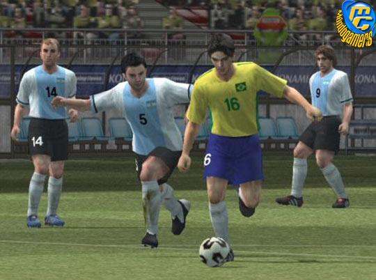 لعبة Evolution Soccer العاب العاب