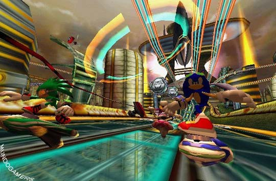 Download Sonic Riders   Zero Gravity   (PC/2011)
