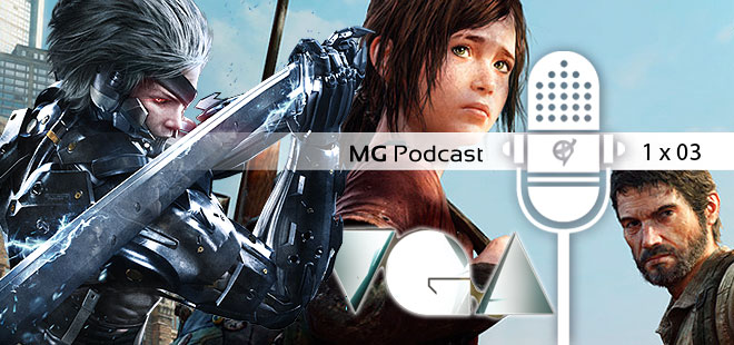 [Podcast] MG Podcast 1x03