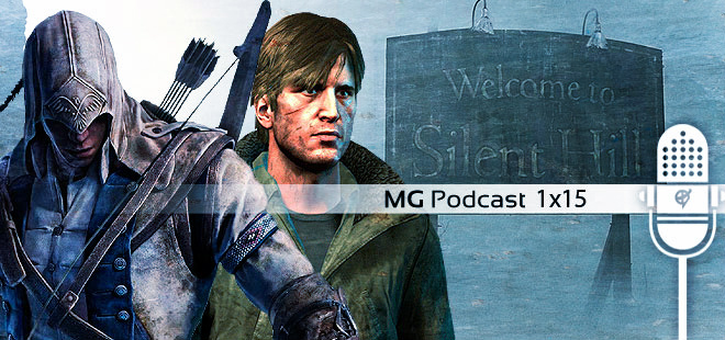 MundoGamers Podcast - 1x15
