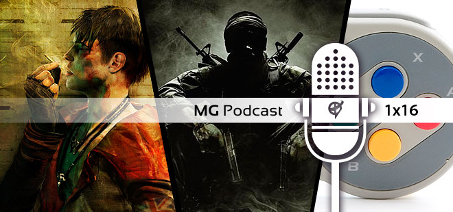 MundoGamers Podcast - 1x16