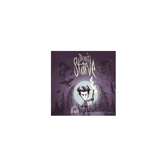 caratula Don't Starve ps4
