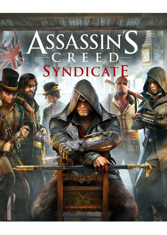 caratula Assassin's Creed Syndicate xone