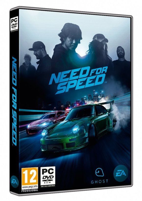 caratula Need for Speed pc