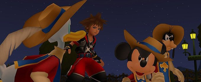 Avance Kingdom Hearts HD II.8 Final Chapter Prologue