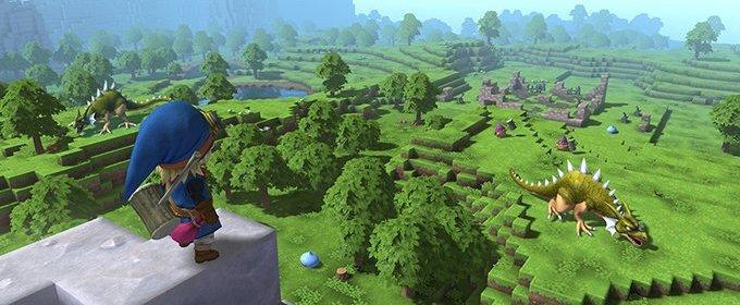 Trucos Dragon Quest Builders Psvita