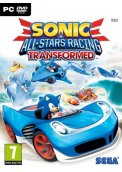 caratula Sonic & All Stars Racing Transformed