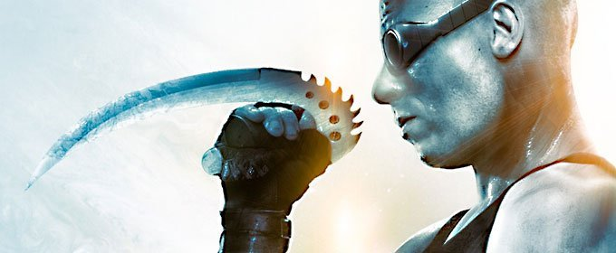 Las Crónicas de Riddick Assault on Dark Athena