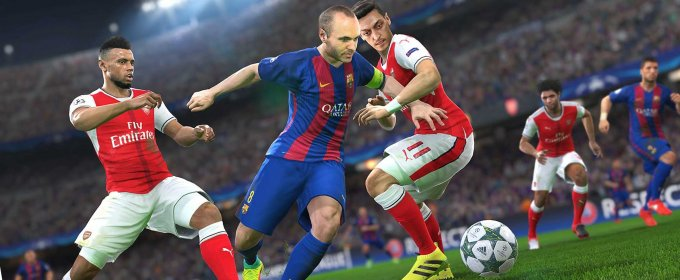 Trucos Pro Evolution Soccer 2017 ps3