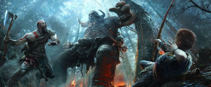 Avance God of War