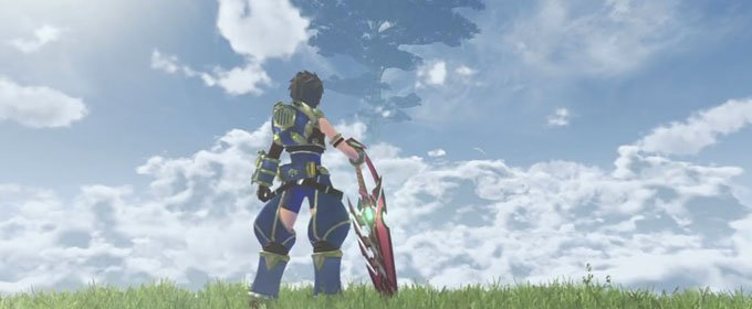 Avance Xenoblade Chronicles 2