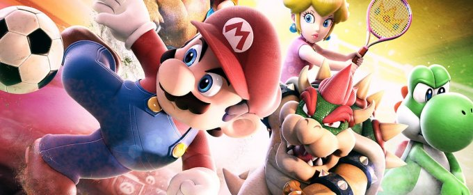 Avance Mario Sports Superstars