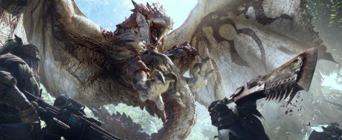 Avance Monster Hunter World