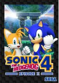 caratula Sonic the Hedgehog 4 Episod... ps3