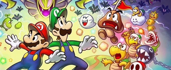mario y luigi superstar saga secuaces de bowser