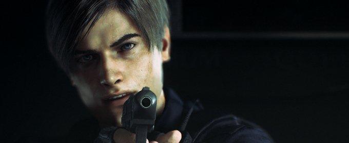 Resident Evil 2 Resident Evil 2 Remake Ps3