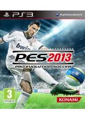 caratula Pro Evolution Soccer 2013 ps3