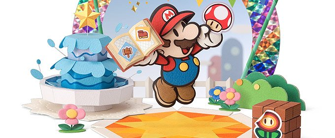 Paper Mario Sticker Star
