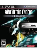 caratula Zone of the Enders HD Collection