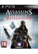 caratula Assassin's Creed Revelations ps3