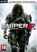 caratula Sniper Ghost Warrior 2