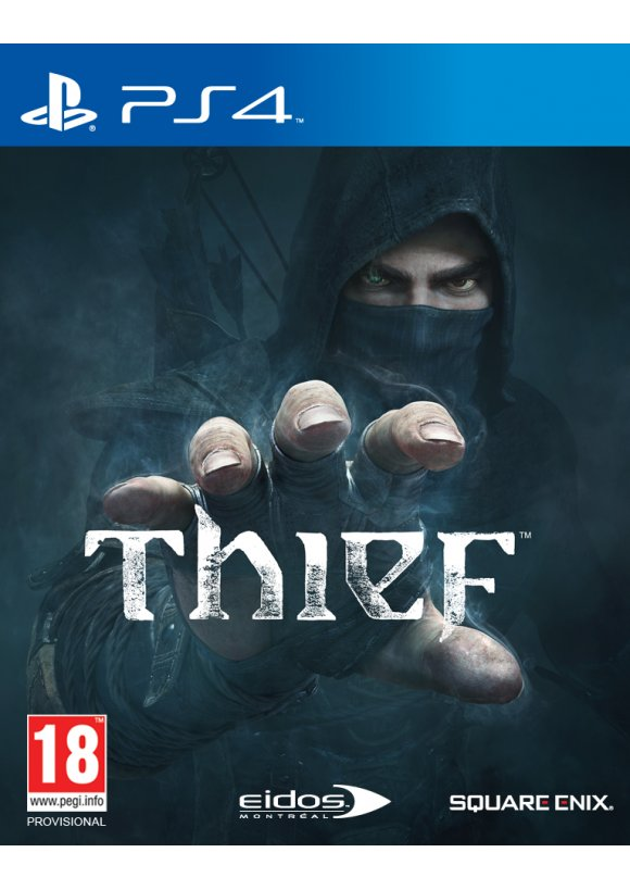 caratula Thief ps4