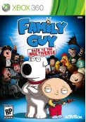 caratula Family Guy Back to the Multiverse