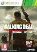 caratula The Walking Dead Survival Instinct