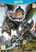 caratula Monster Hunter 3 Ultimate