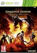 caratula Dragon's Dogma Dark Arisen
