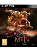 caratula Of Orcs and Men ps3