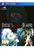 caratula Zero Escape: Virtue's Last Reward