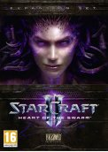 caratula StarCraft II Heart of the Swarm