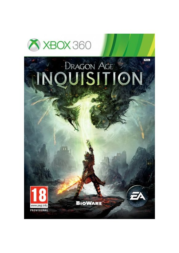 caratula Dragon Age Inquisition x360