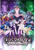 caratula Darkstalkers Resurrection