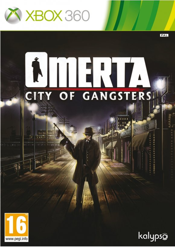 caratula Omerta City of Gangsters x360