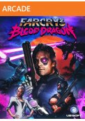 caratula Far Cry 3 Blood Dragon