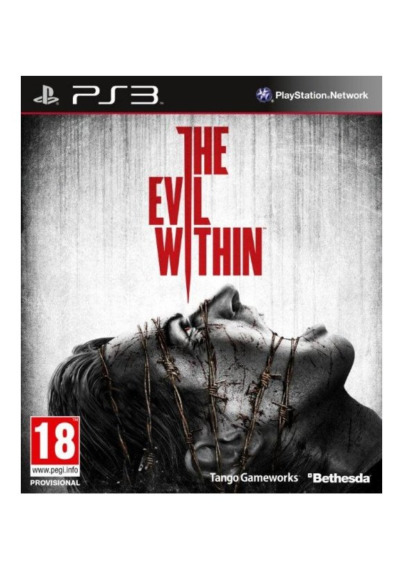 caratula The Evil Within ps3