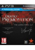 caratula Deadly Premonition The Director's Cut