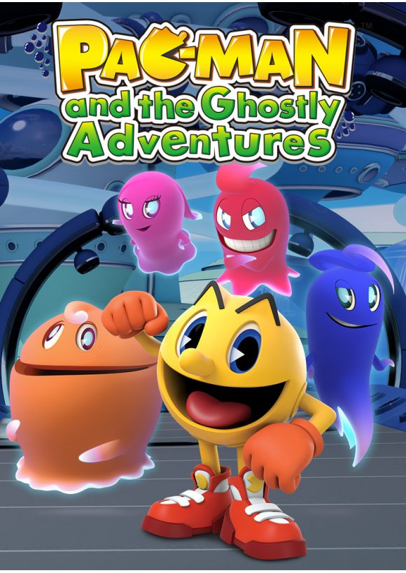 caratula Pac-Man and the Ghostly Adventures ps3