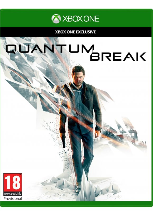 caratula Quantum Break xone