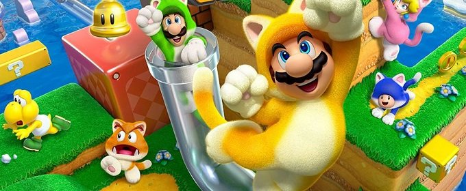 Avance Super Mario 3D World