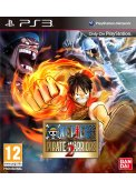 caratula One Piece Pirate Warriors 2 ps3
