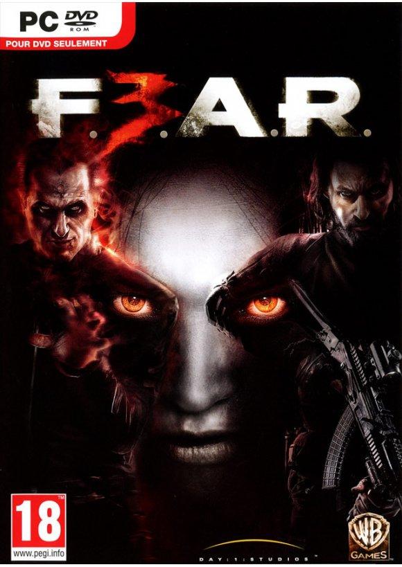 Resultado de imagen para fear 3 caratula