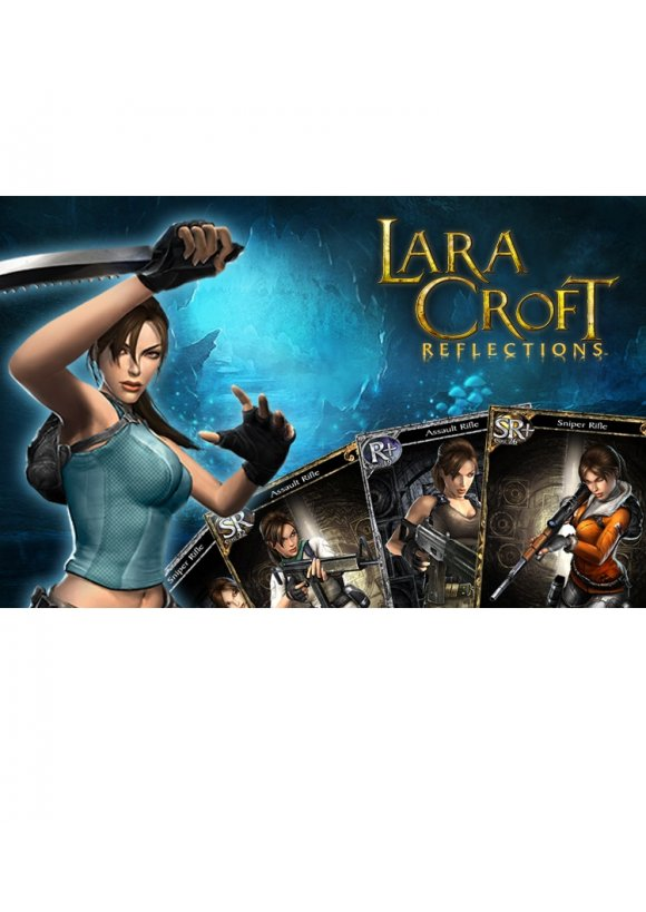 caratula Lara Croft Reflections ios