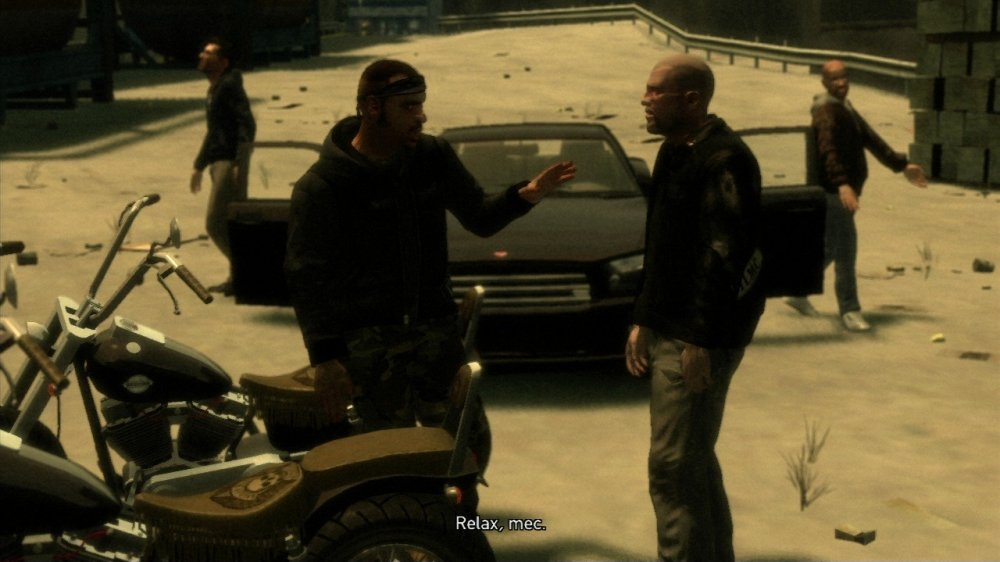 Grand Theft Auto Episodes From Liberty City 1359_0