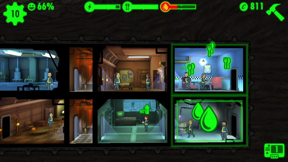 Im genes fallout shelter android